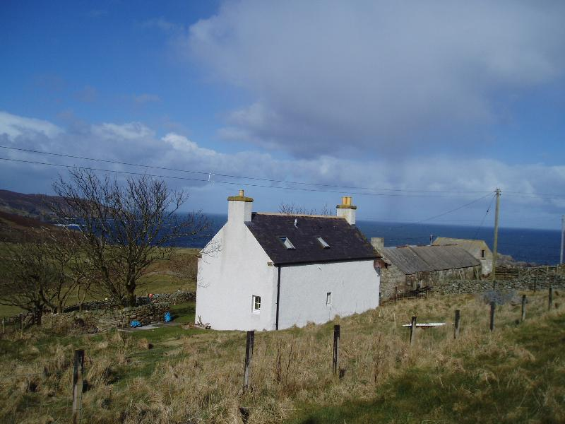 Sea view from Ceol-na-Mara