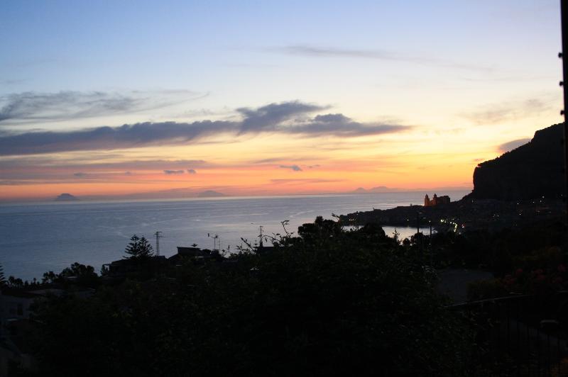Sunrise in Cefalù