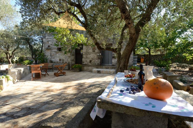 Tipiche Pajare(trulli) Salento, holiday rental in Otranto
