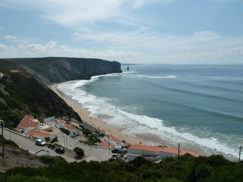 Surfing on West Coast