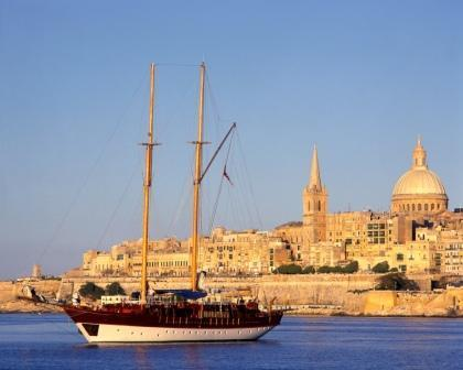 Capital city of Valletta is just one bus ride away!