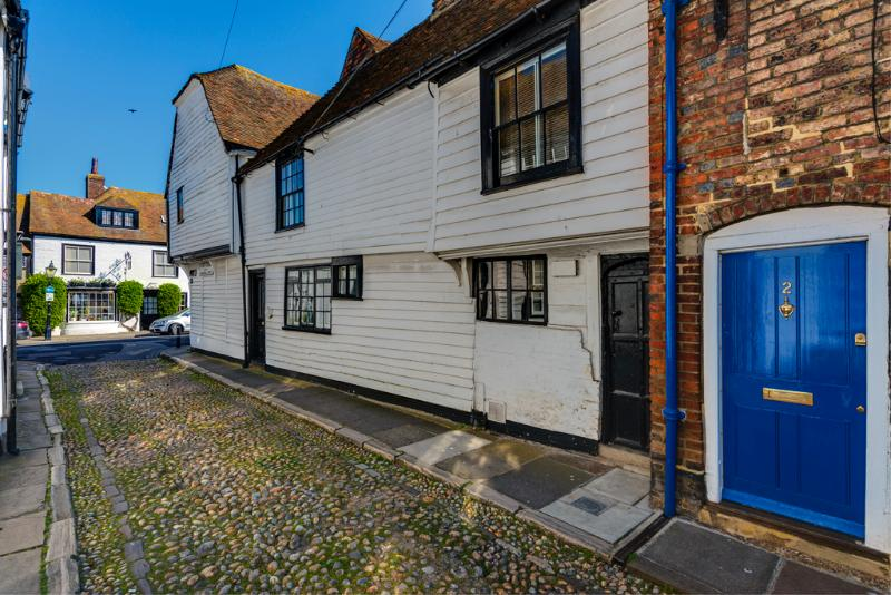 Flushing House, holiday rental in Rye