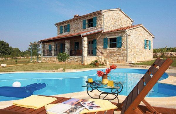 Villa Plum, holiday rental in Zminj