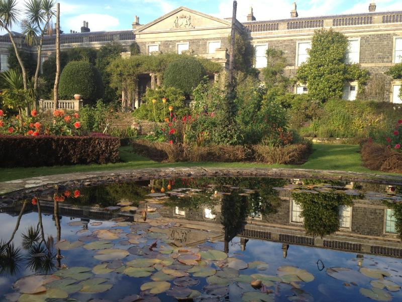 No visit would be complete without a visit to Mount Stewart - 3 minutes drive away