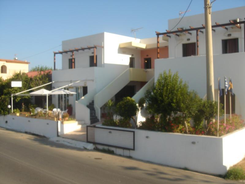 iliaktida apartments exterior