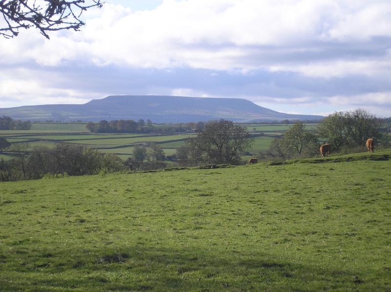 Nearby Pen Hill