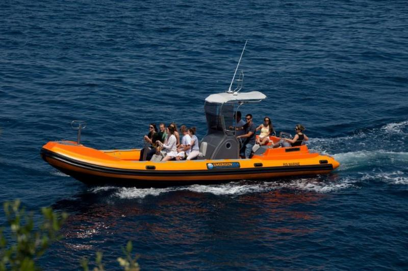 Boat trips and taxi on request