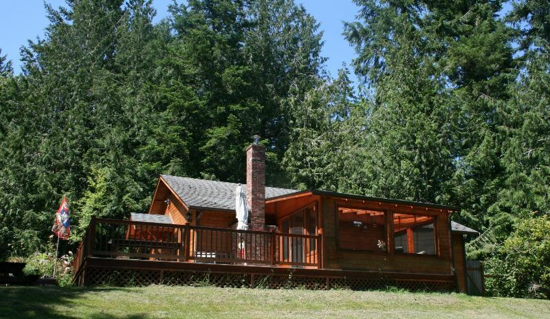 Landhaus Quilcene in summer