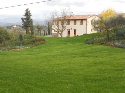 Private garden of  Villetta