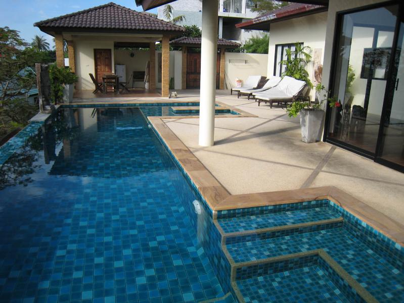 13 meters of pool for your holiday getaway