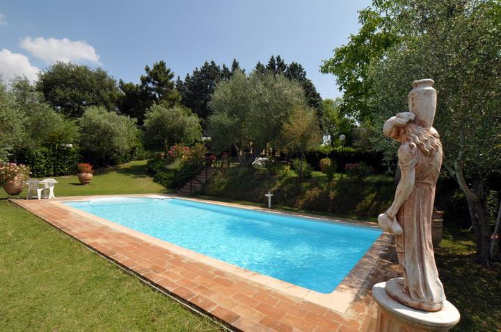 Casale Le Capanne, location de vacances à Cignano