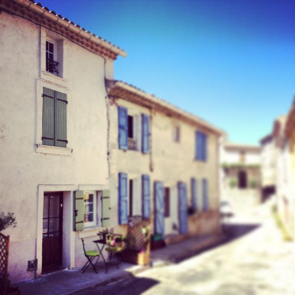 MAISON DE VILLAGE PROVENCALE, vacation rental in Alpes-de-Haute-Provence