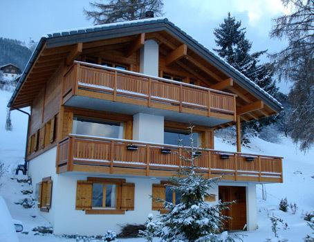Chalet Arc-en-Ciel, holiday rental in Canton of Valais