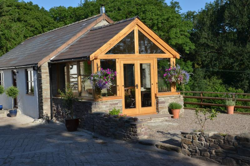Peaceful seclusion awaits you at The Byre- a hidden gem close to Hay On Wye