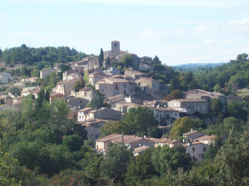 Village house near Carcassonne, vacation rental in Aragon