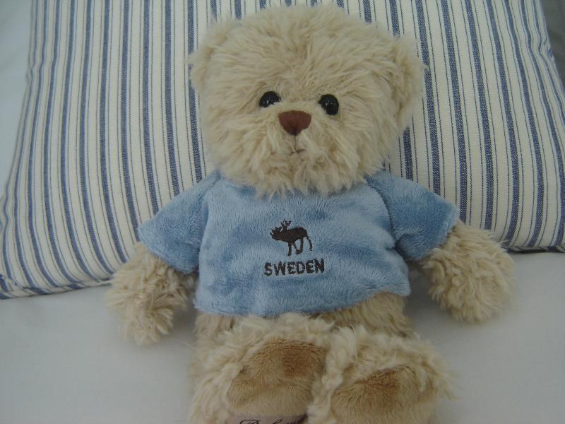 Sven, the White House mascot.