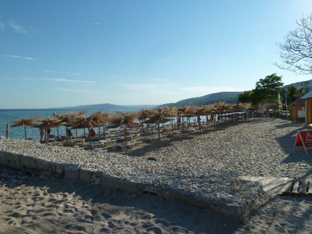Balchik Beach