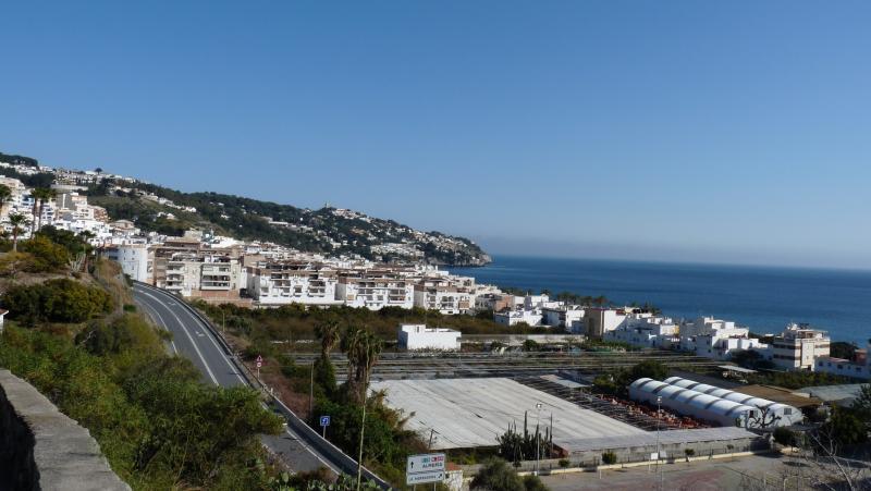 Llegada desde Málaga