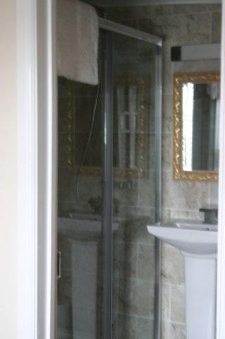 En-suite 1. Brand new (2014), fully tiled, large walk in shower, great water pressure