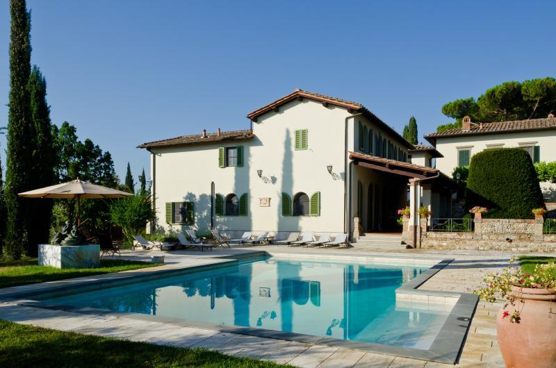 Casa delle Rose, vacation rental in San Casciano in Val di Pesa