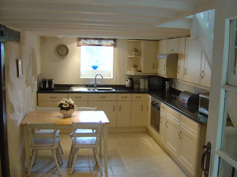 Fully equipped kitchen and all that you need for your holiday
