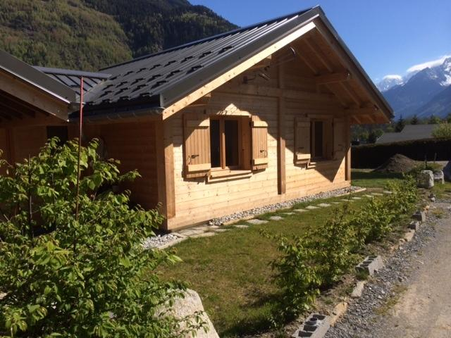 Chalet in les Houches, 6 people