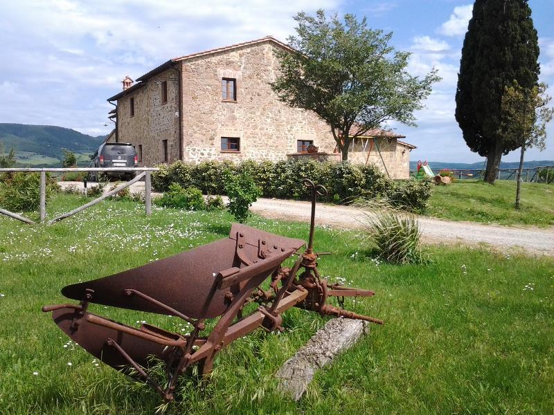 Agriturismo Chiancianello IL FORNO, holiday rental in Gallina