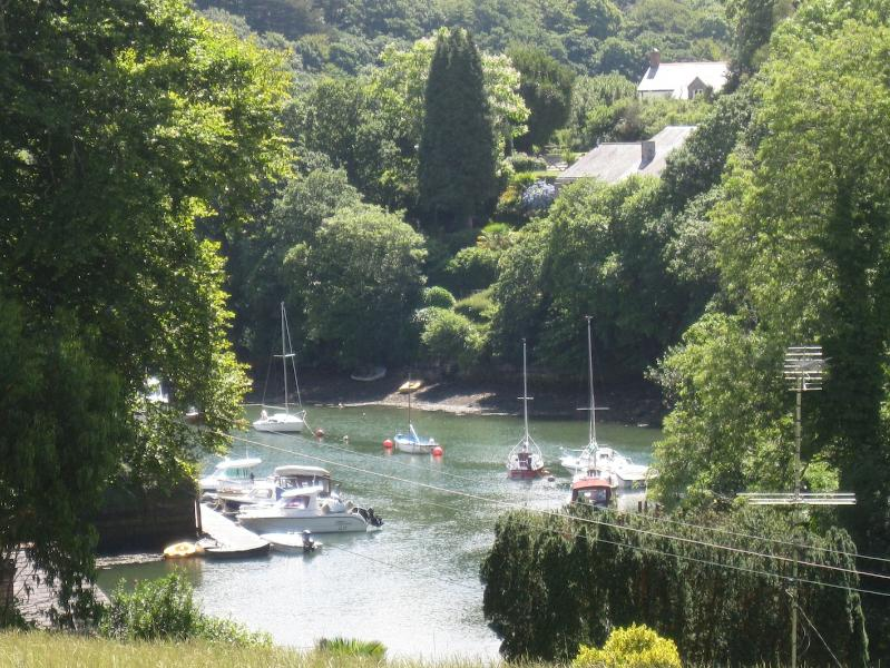 A rustic family cottage with a fantastic river view and massive, private garden, vacation rental in Falmouth