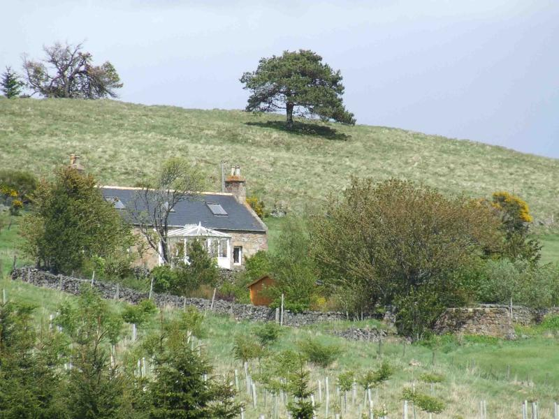Craigiedows Cottage, location de vacances à Bridge of Buchat