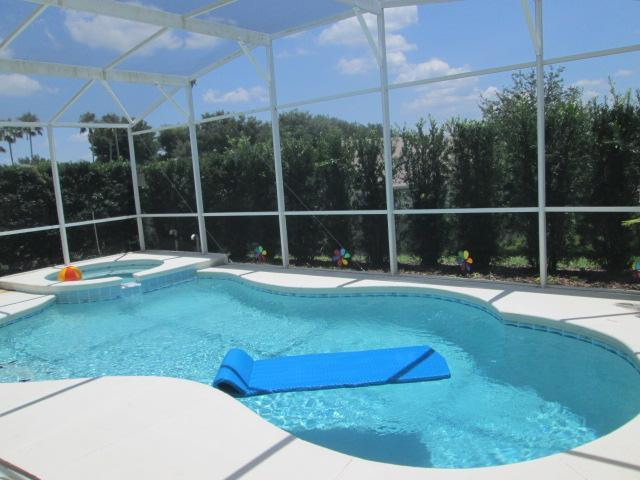 Private pool on all sides......No Neighbors!  ...