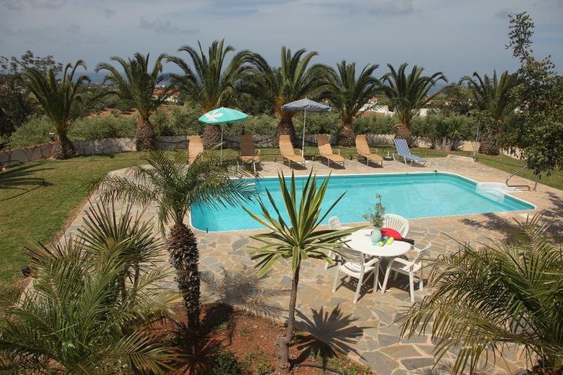 private pool 4mx9m