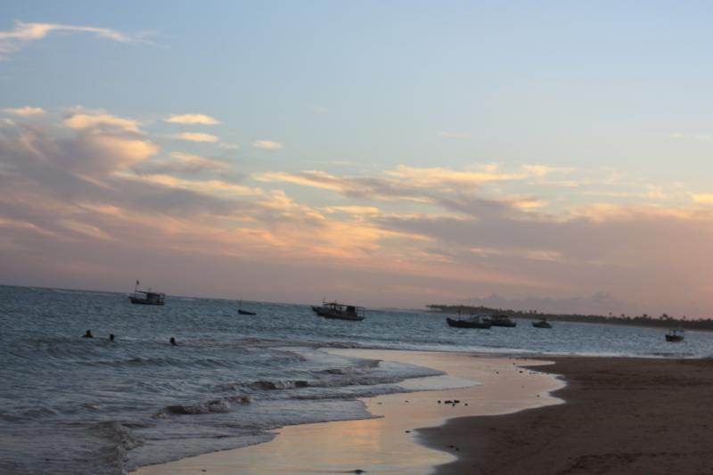 Arembepe, beach - 35 minutes walking distance from Sítio Folha d´Água