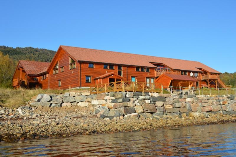 Eriks Viking Lodge 2, holiday rental in Sunndalsora