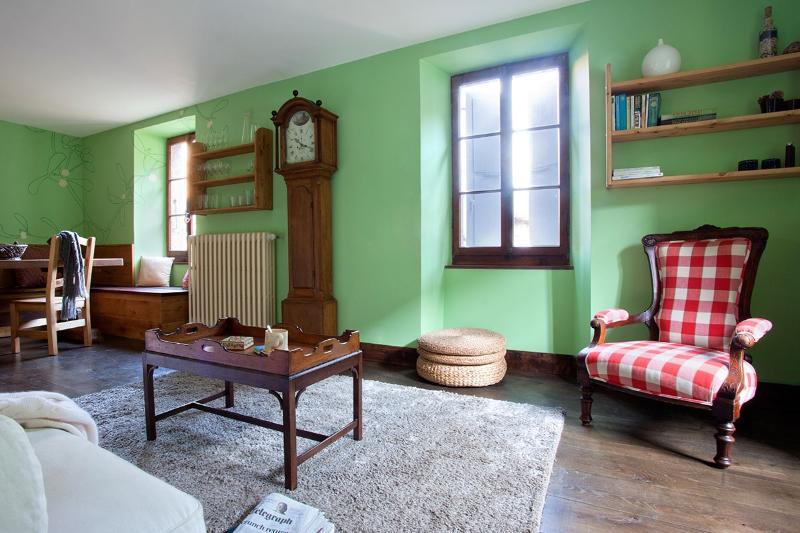 Maison du Torrent, Vallorcine, alquiler de vacaciones en Les Marecottes