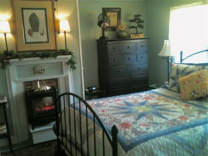 The Hattie Eldredge Room