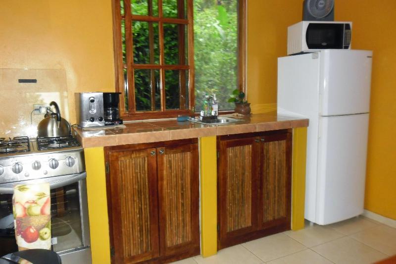 Una cocina completa - una delicia de chefs
