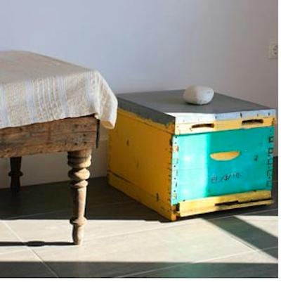 The bee hive night stands