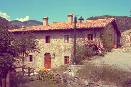 Agriturismo Borgo del Sole, apartment Aia Vecchia, holiday rental in Rifugio Orecchielle