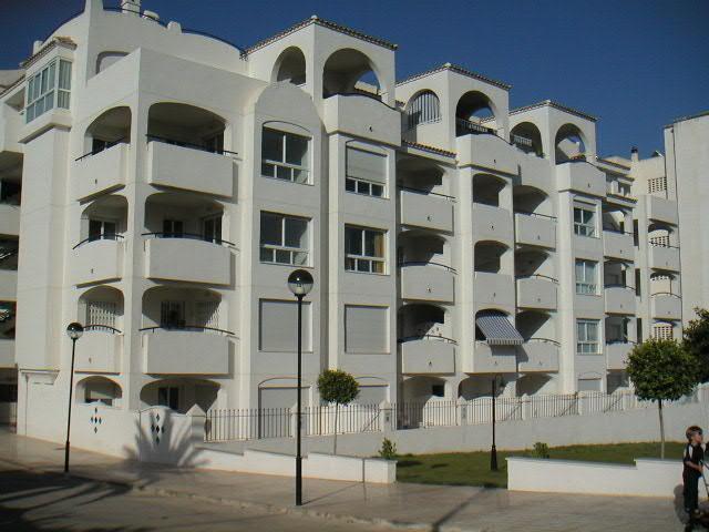 Bloco de apartamentos