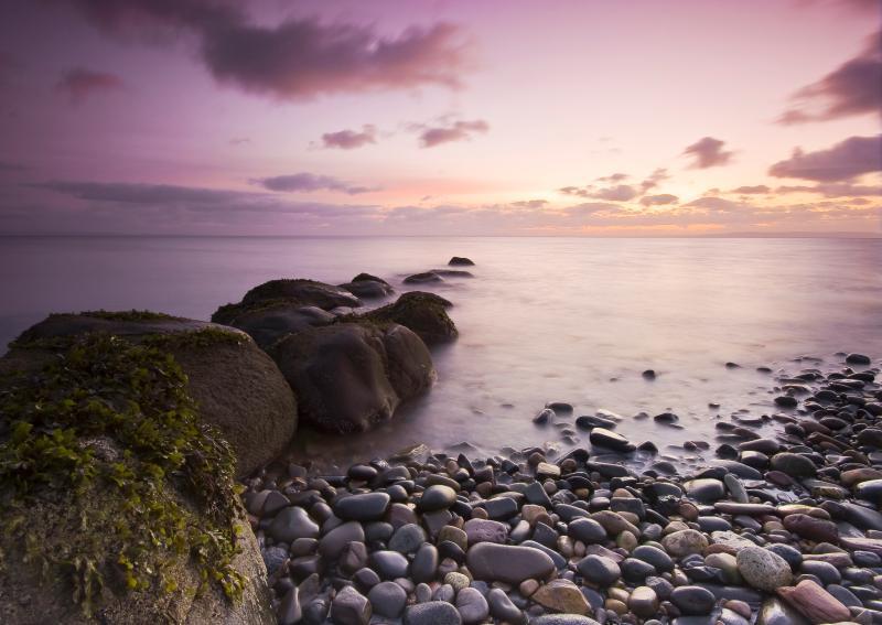 Whiting Bay shoreline