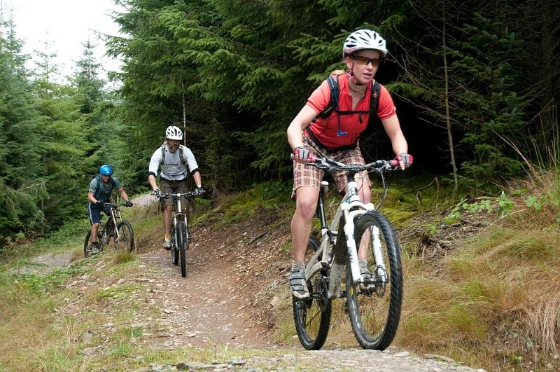 MudTrek Mountain Bike Breaks, casa vacanza a Carmarthenshire