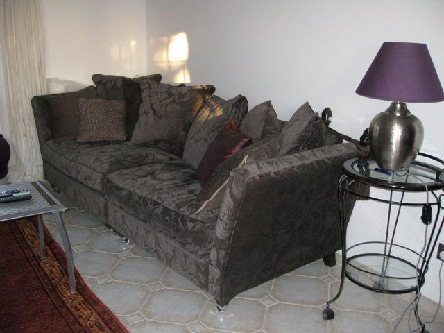part of the lounge area