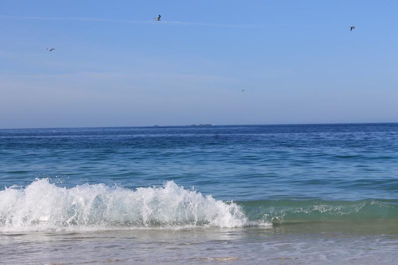 The beach of Lariño