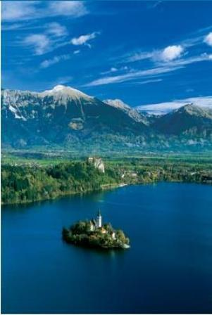 Lake Bled Worth a visit. Take a boat to the island to ring the church bell and make a wish