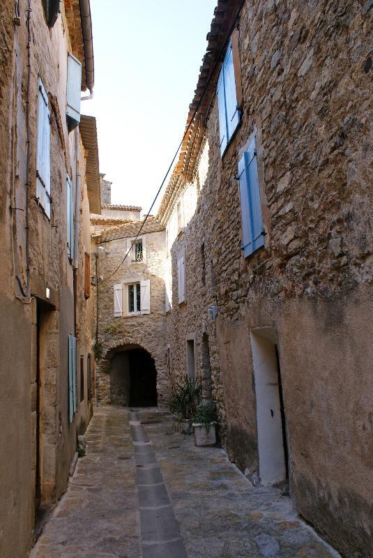 village historic area