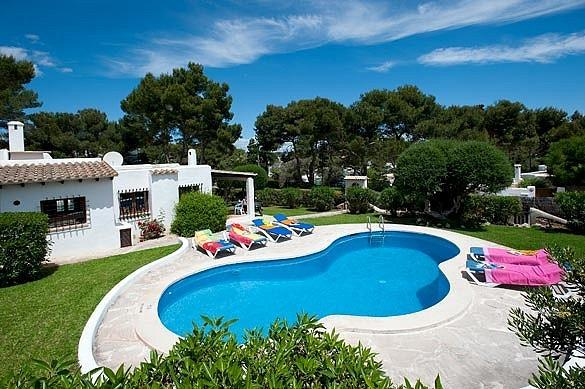 Aguamarina, holiday rental in Cala d'Or