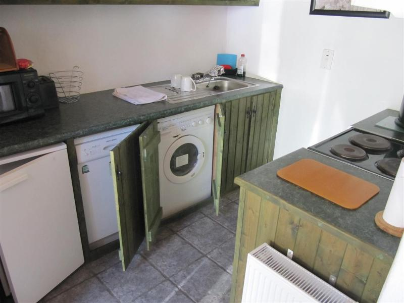 Another view of Kitchen and appliances