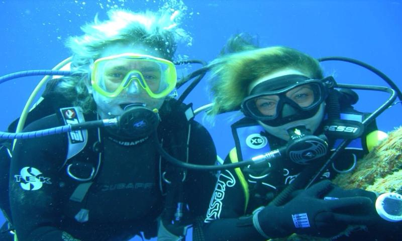 North Cyprus offers some of the best scuba diving in the Med