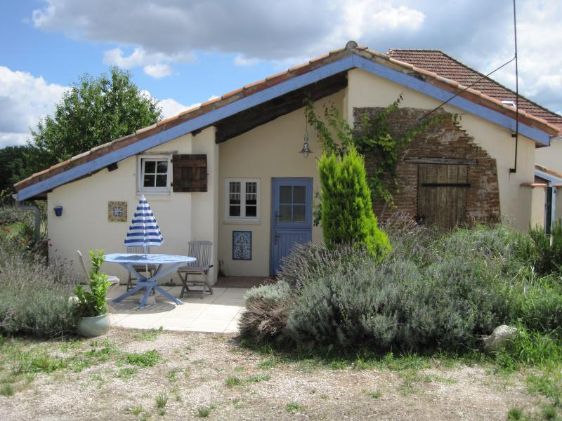 Pallade Vieux, vacation rental in Durfort-Lacapelette