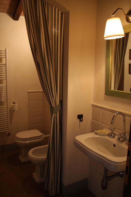 Salvia's bathroom